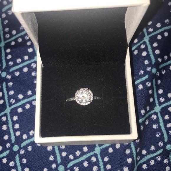 Pandora Jewelry - A pandora ring, wore only TWICE brand new !